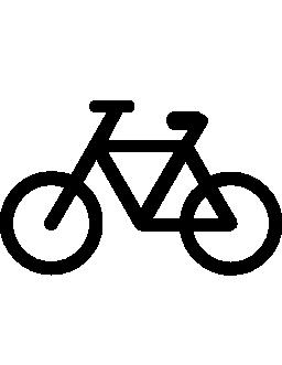 無料ベクトルのアイコンの最大のデータベース自転車道路無料アイコン
