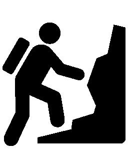 無料のアイコンを登る
