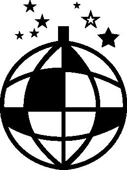 ディスコ ボール無料アイコン