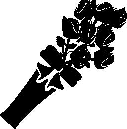 バラ無料アイコンの束