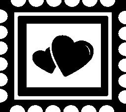 愛スタンプ無料アイコン