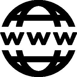 ワールド ・ ワイド ・ ウェブの無料のアイコン