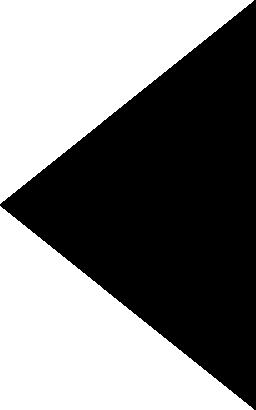 無料ベクトルのアイコンの最大のデータベース無料ベクトルのアイコンの最大のデータベース三角形左無料アイコン