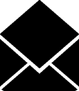 エンベロープの開かれた無料のアイコン