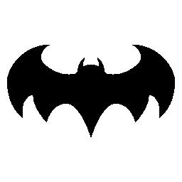 ハロウィーン バット無料アイコン