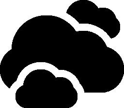 雲グループ無料アイコン