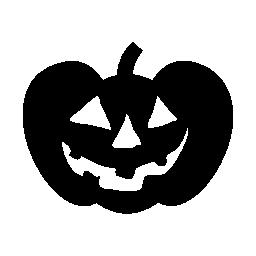 カボチャのハロウィーン無料アイコン
