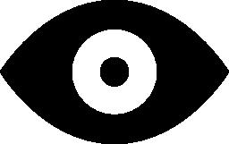 時計無料の濃い目のアイコン