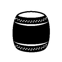 日本ドラム無料アイコン
