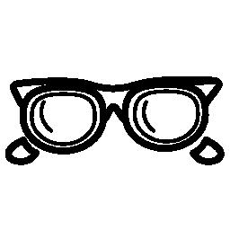 メガネは、バリアント無料アイコン