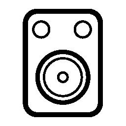 無料ベクトルのアイコンの最大のデータベースサウンド アンプ無料アイコン