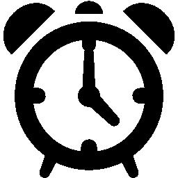 ビンテージ時計無料アイコン