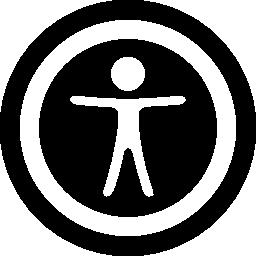 ユーザー補助信号の無料アイコン