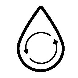 油圧エネルギー無料アイコン