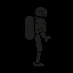 ロボット無料アイコン