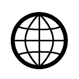 世界の作品無料アイコンで分けられる