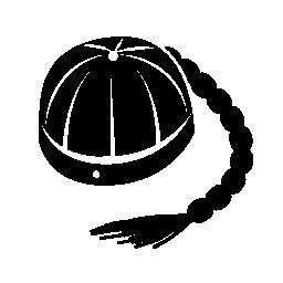 マンダリン中国語帽子無料アイコン