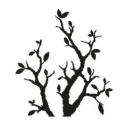 枝と葉無料アイコン