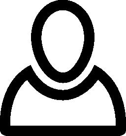 ユーザー プロファイルのアバター無料アイコン