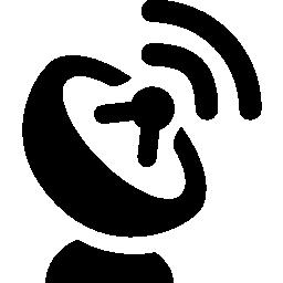 Gps 信号の無料アイコンを受信