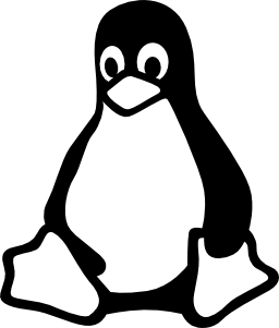 Linux プラットフォーム無料アイコン