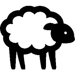 羊の無料アイコン