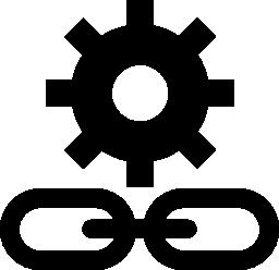 ウェブリンク最適化無料アイコン