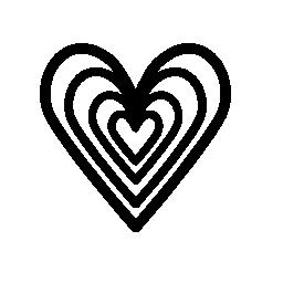 もう一つの心の無料のアイコンの心