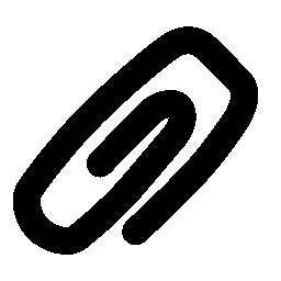 ペーパー クリップ アルミニウム無料アイコン
