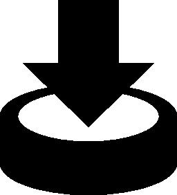エントリ データの無料アイコン