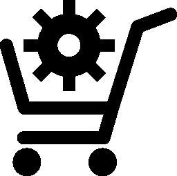 E コマース最適化無料アイコン