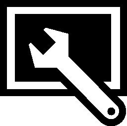 画像の最適化の無料のアイコン