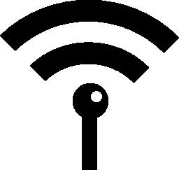 無料のワイヤレス接続アイコン