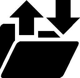 FTP ファイル転送プロトコル無料のアイコン