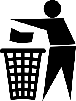 リサイクル シンボル無料アイコン