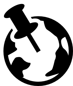 GEO ターゲティング無料アイコン