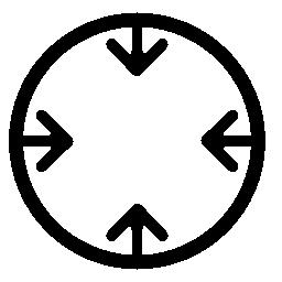 コントラクト インターフェイス シンボル無料アイコン
