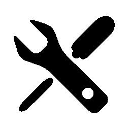 設定インタ フェース シンボル無料アイコン