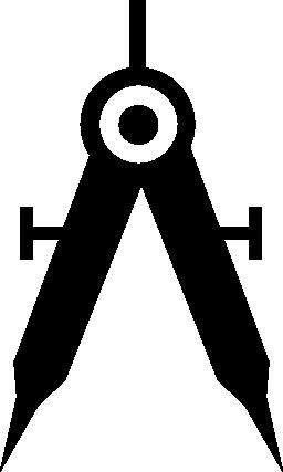 コンパスの学校無料アイコンのツール