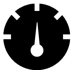 帯域幅の無料アイコン