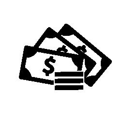 お金、商業無料アイコン