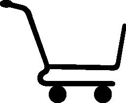 ショッピング カート、スーパー フリー アイコン
