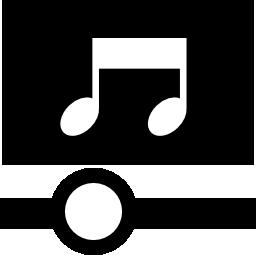 ラジオのストリーミング無料アイコン
