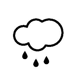 無料ベクトルのアイコンの最大のデータベース雨 pronostic シンボル無料アイコン