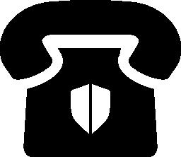 電話は、バリアント無料アイコン