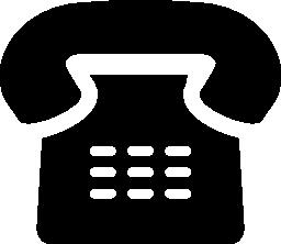 電話の古いデザイン無料のアイコン