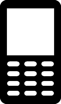 スマート フォンや電卓の無料アイコン