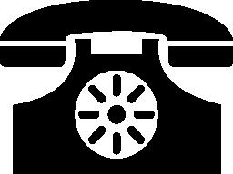 電話レトロなフリー アイコン