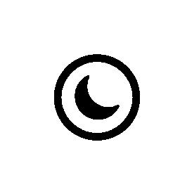 月, 天気, IOS 7 インタ フェース シンボル無料アイコン