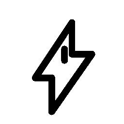 ボルト形状、IOS 7 インタ フェース シンボル無料アイコン
